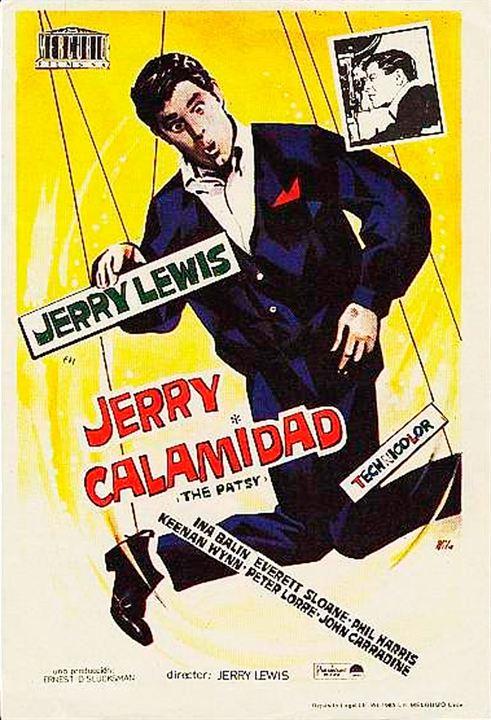 Jerry Calamidad : Cartel