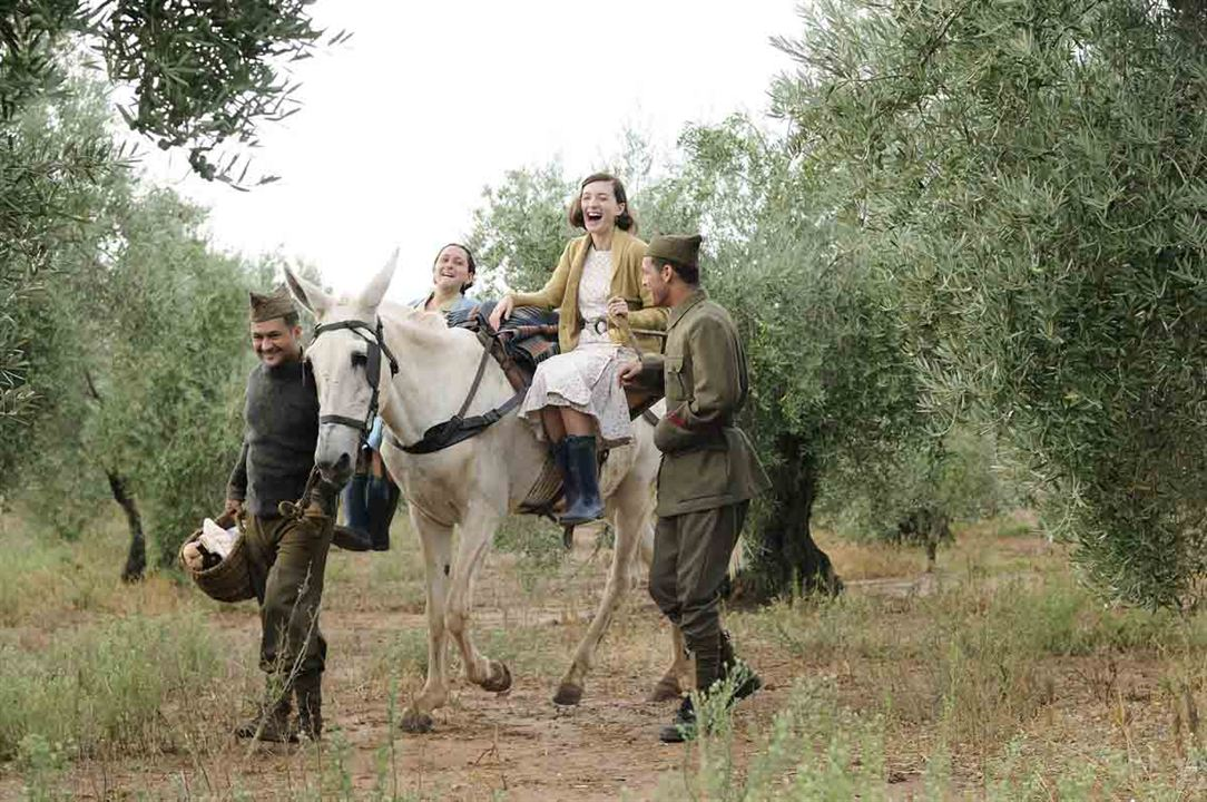 La mula : Foto María Valverde, Mario Casas, Pepa Rus, Secun de la Rosa