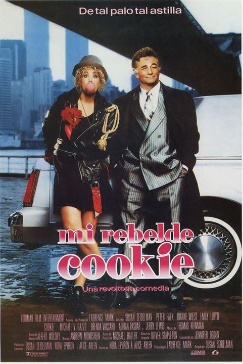 Mi rebelde Cookie : Cartel