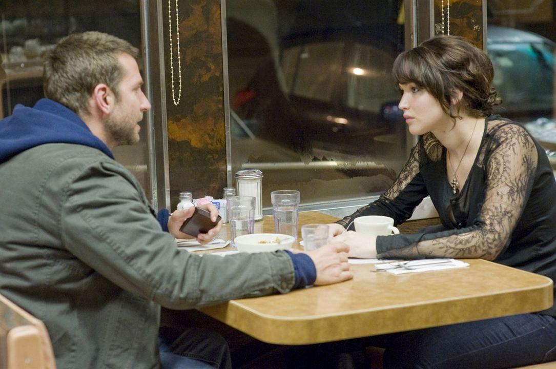 El lado bueno de las cosas (Silver Linings Playbook) : foto Bradley Cooper, Jennifer Lawrence