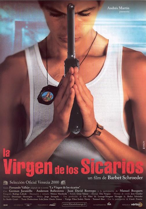La Virgen de los Sicarios : Cartel