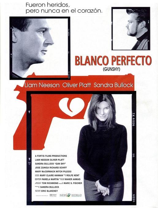 Blanco perfecto : cartel