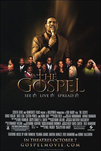 The Gospel : cartel