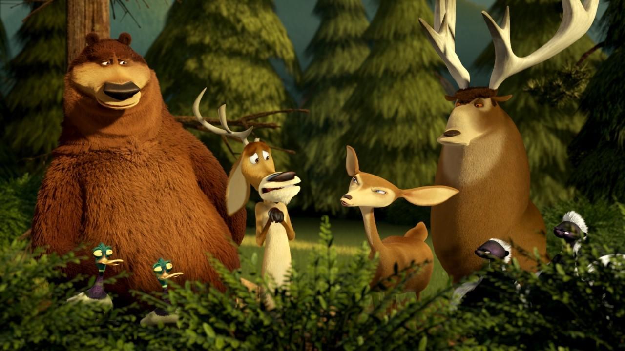 Colegas en el bosque 2 : Foto
