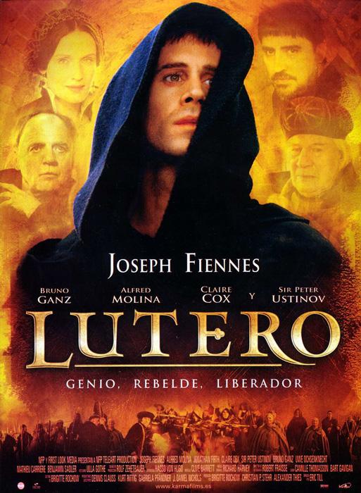 Lutero : Cartel