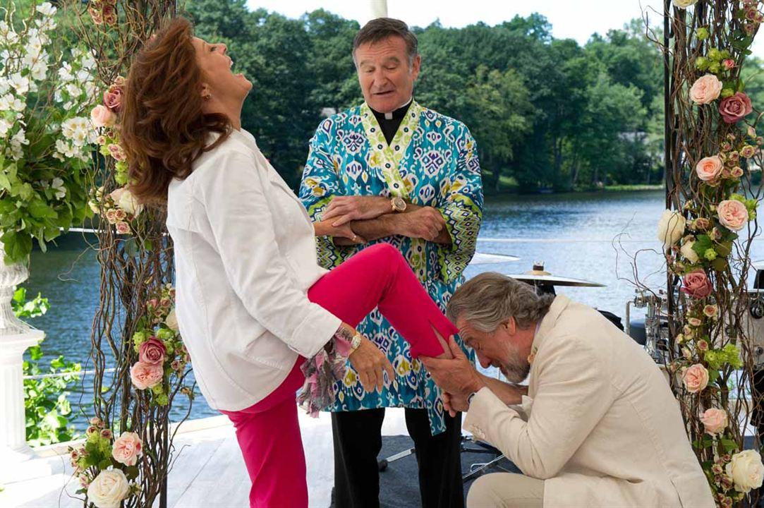 La gran boda : Foto Robert De Niro, Robin Williams, Susan Sarandon
