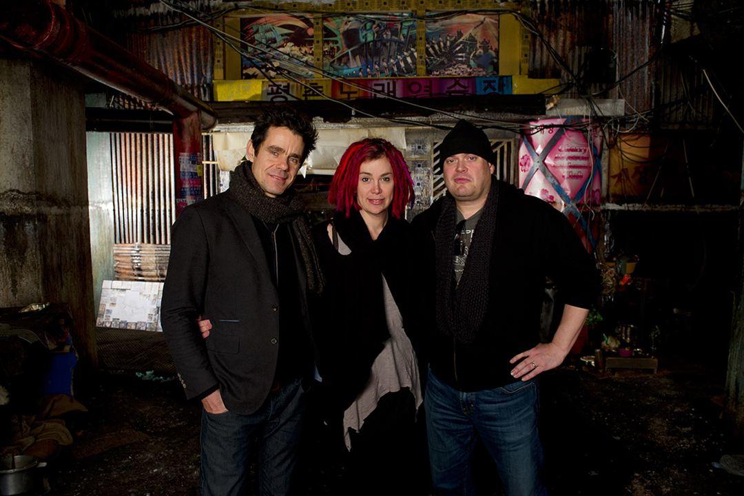 El atlas de las nubes : Foto Lana Wachowski, Lilly Wachowski, Tom Tykwer