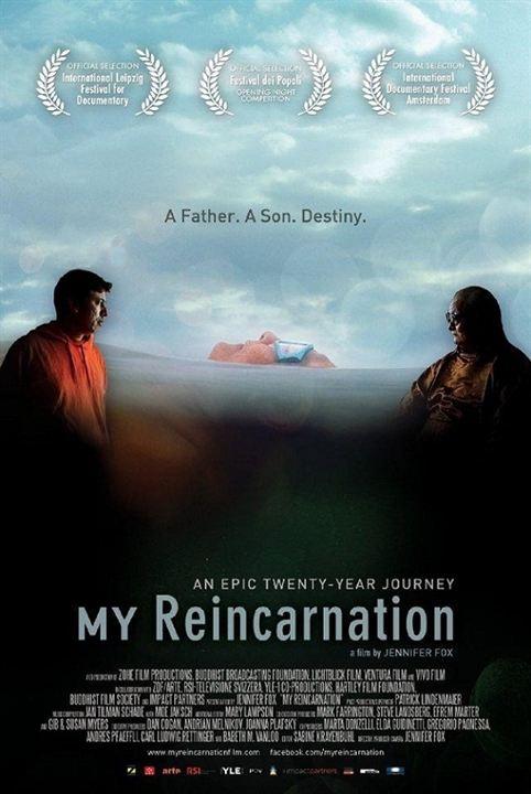 Mi Reencarnación : cartel
