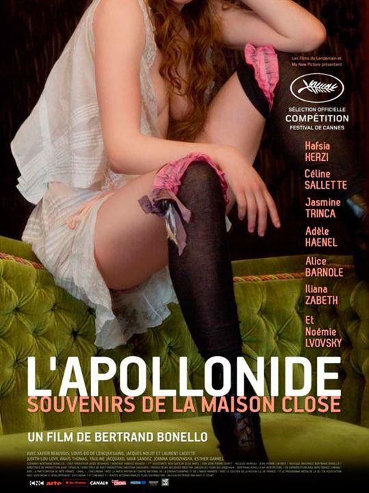 Casa de tolerancia (L'Apollonide) : Cartel