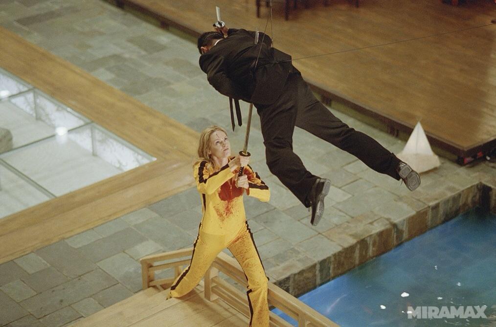 Kill Bill Volumen 1 : Foto Uma Thurman