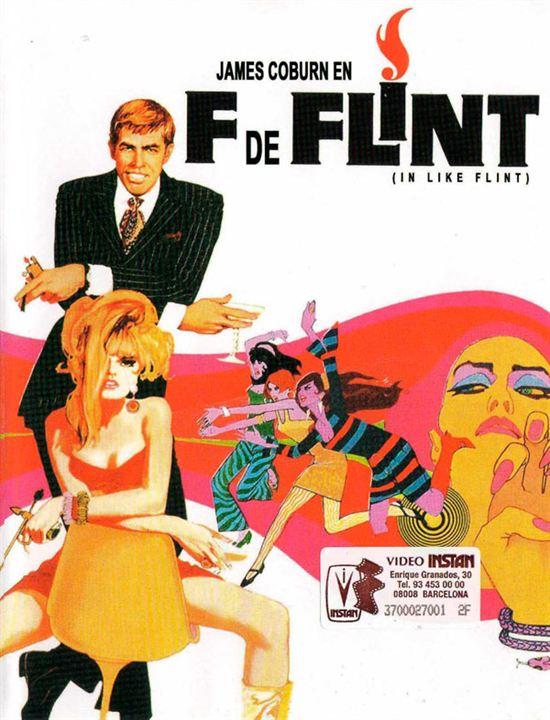 F de Flint : Cartel