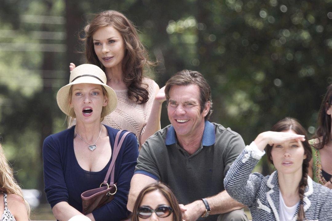 Un buen partido : Foto Catherine Zeta-Jones, Dennis Quaid, Jessica Biel, Uma Thurman