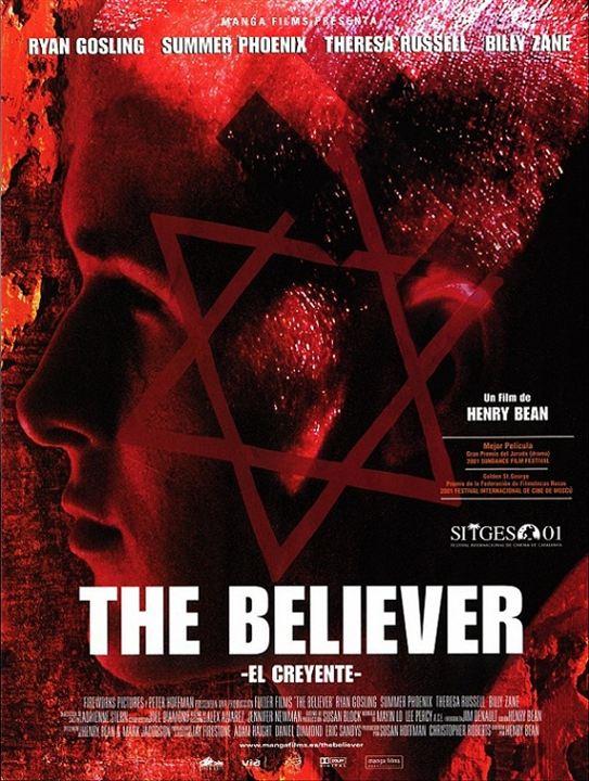 The Believer (El creyente) : Cartel