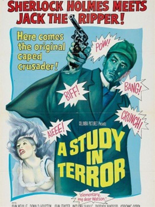 Estudio de terror : Cartel