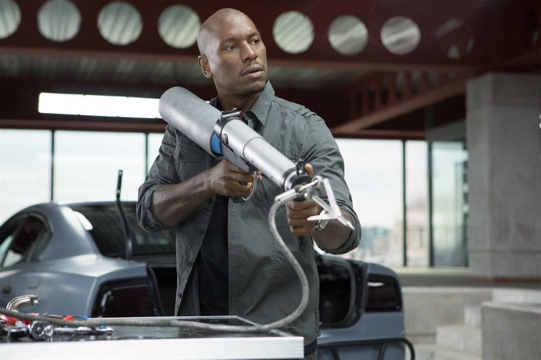 Fast & Furious 6 : Foto Tyrese Gibson