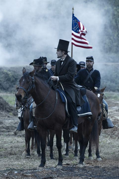 Lincoln : Foto Daniel Day-Lewis