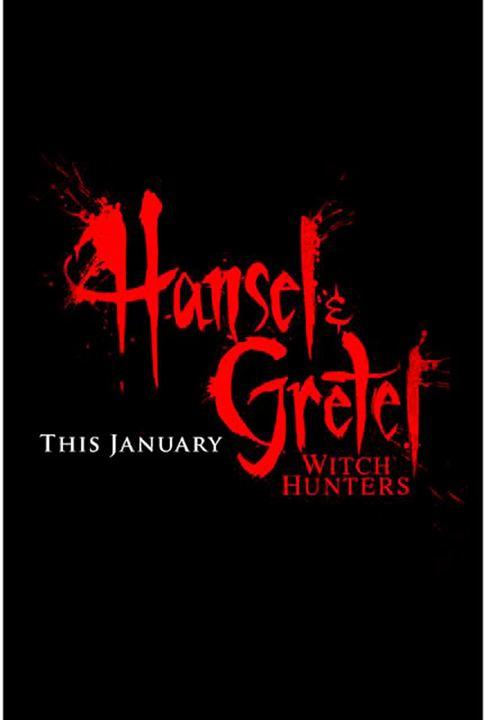 Hansel y Gretel: Cazadores de Brujas : Cartel