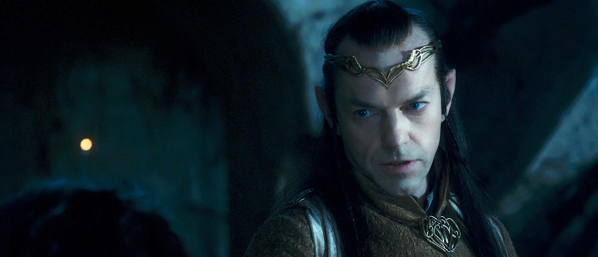El Hobbit: Un viaje inesperado : Foto Hugo Weaving