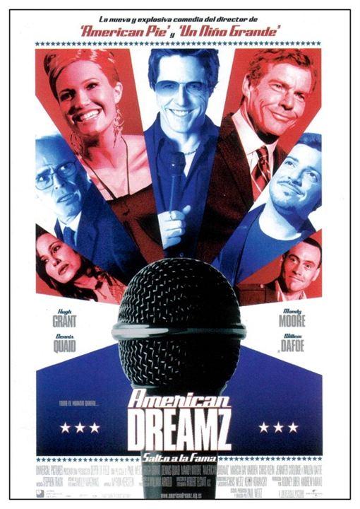 American Dreamz (Salto a la fama) : cartel