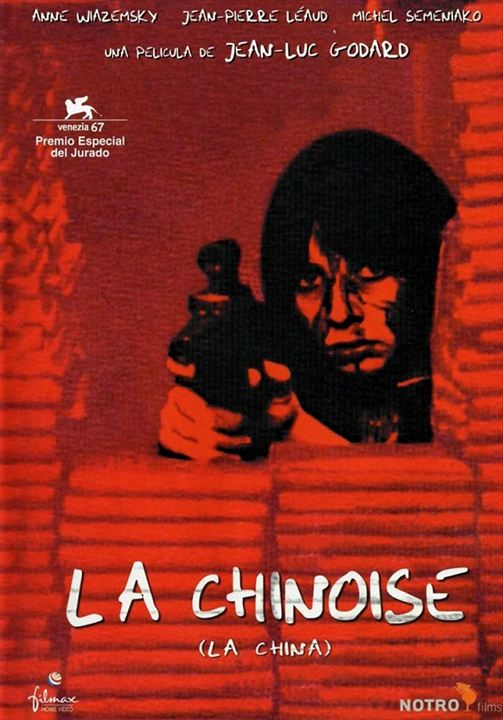 La Chinoise : Cartel
