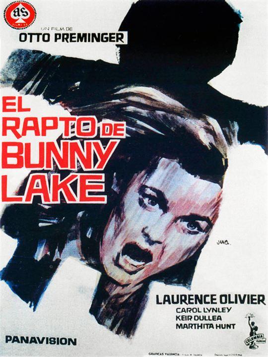 El rapto de Bunny Lake : Cartel