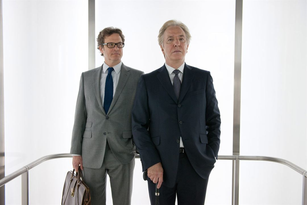 Un plan perfecto (Gambit) : Foto Alan Rickman, Colin Firth