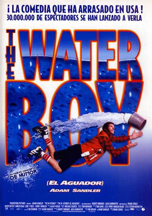 The Waterboy (El aguador) : Cartel