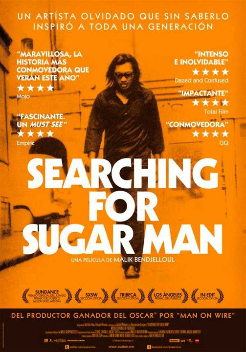 Searching for Sugar Man : Cartel