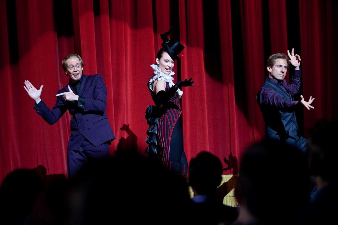 The Incredible Burt Wonderstone : Foto Olivia Wilde, Steve Buscemi, Steve Carell