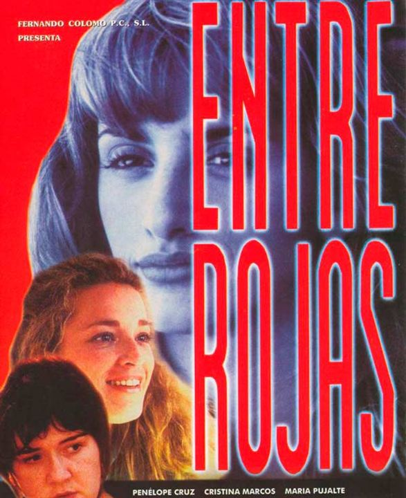 Entre Rojas : Cartel