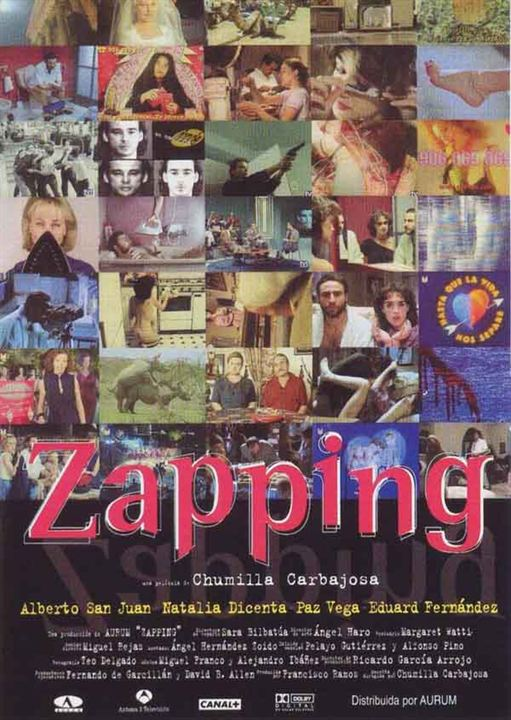 Zapping : cartel