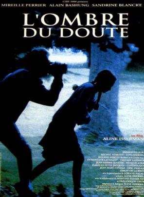La sombra de la duda : Cartel