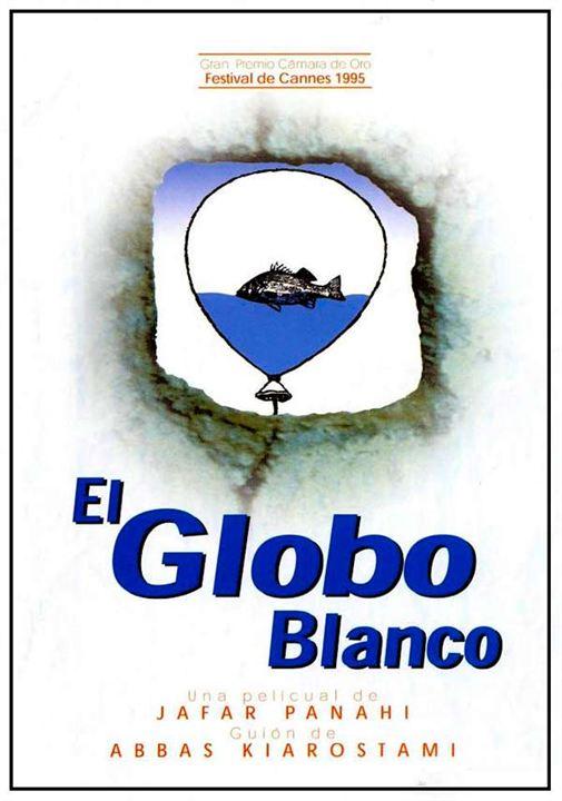 El globo blanco : Cartel