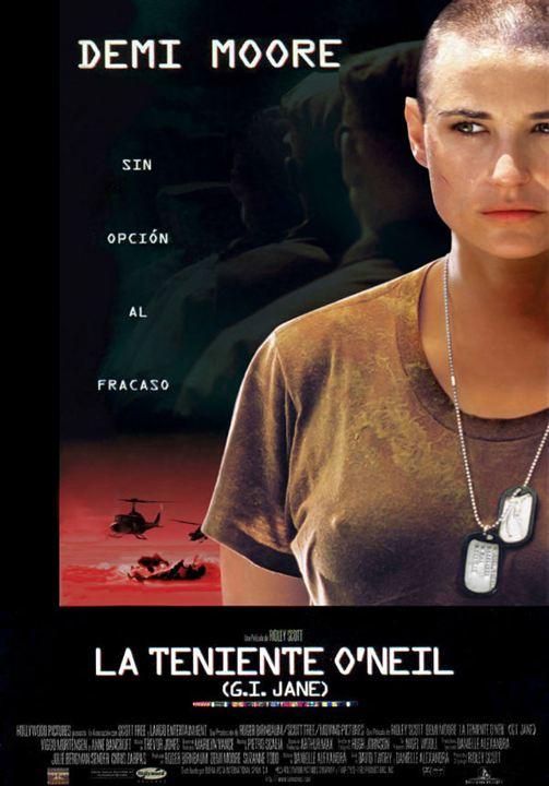 La Teniente O'Neil : Cartel