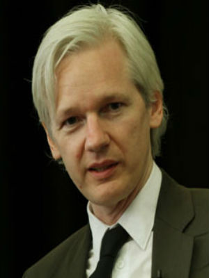 Cartel Julian Assange