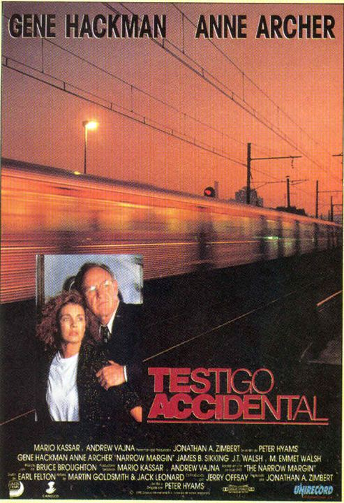 Testigo accidental : Cartel