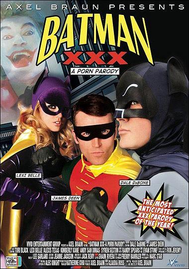 Порно пародии на бэтмен