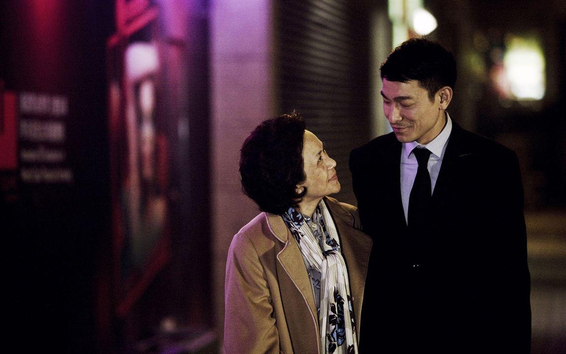 Una vida sencilla : Foto Andy Lau, Deannie Yip