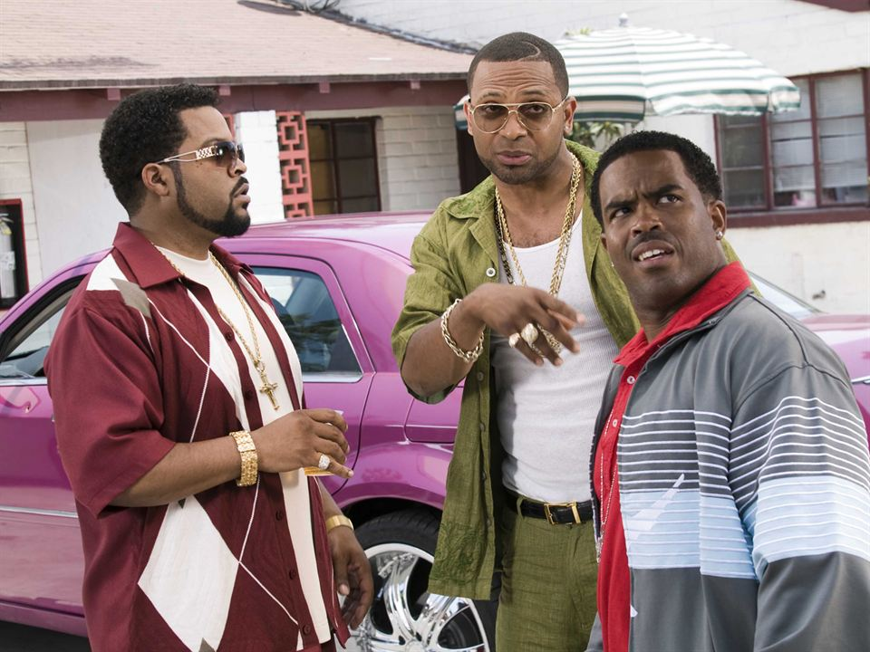 Foto Ice Cube, Lahmard J. Tate, Mike Epps