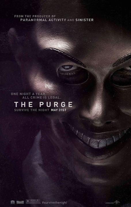 The Purge. La noche de las bestias : Cartel