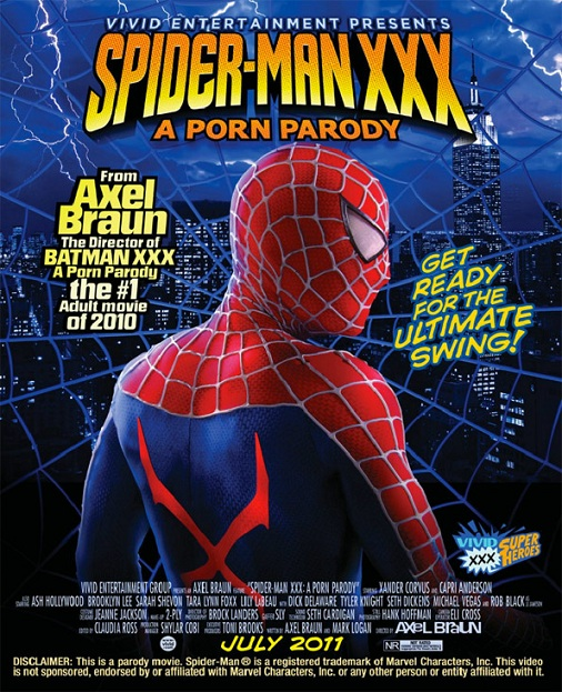 Spider-Man XXX: A Porn Parody : Cartel