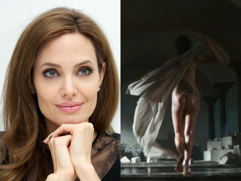 Angelina jolie vids desnuda en meatcafe