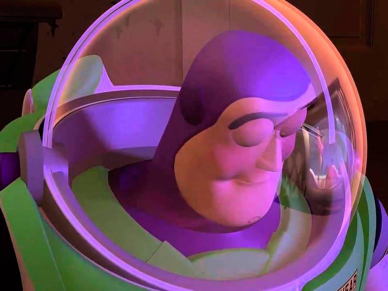Buzz descubre la verdad