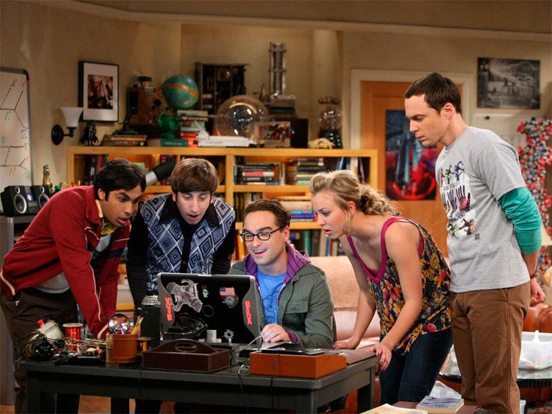 10. The Big Bang Theory