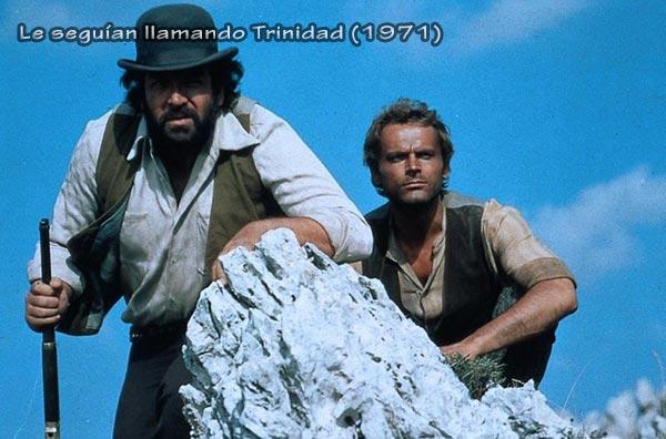 Le seguían llamando Trinidad (1971)