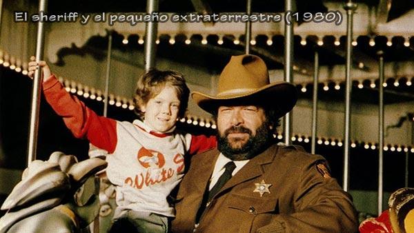El sheriff y el pequeño extraterrestre (1980)