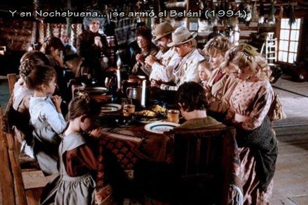 Y en Nochebuena... ¡se armó el Belén! (1994)