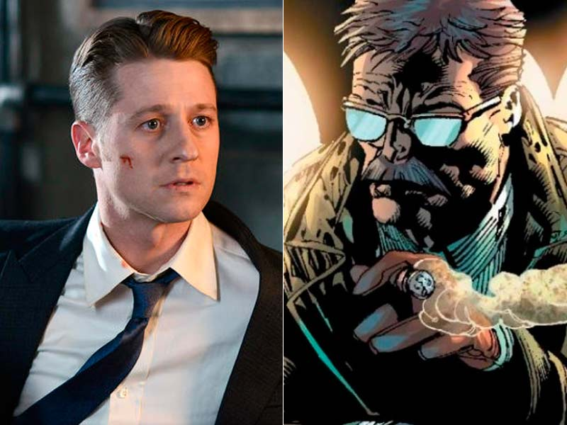39 Gotham 39 As Son Los Personajes En Los C Mics Jim Gordon