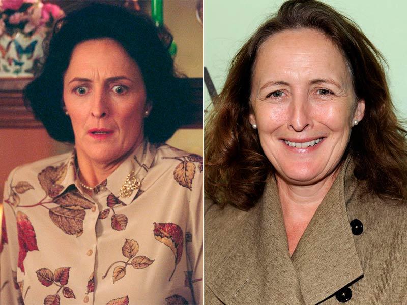 Fiona Shaw es Petunia Dursley