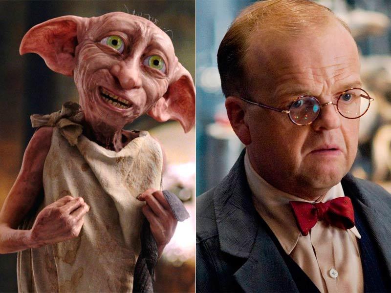 Toby Jones es la voz de Dobby